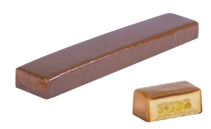salty caramel bar